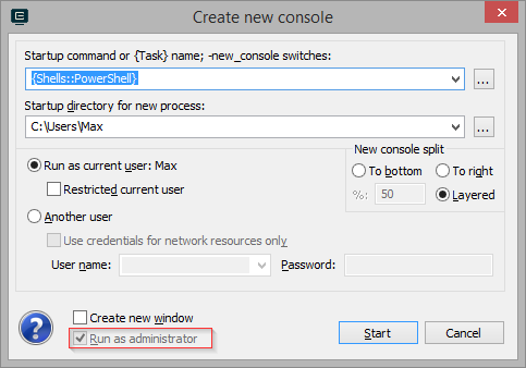 ConEmu | Using Git for Windows
